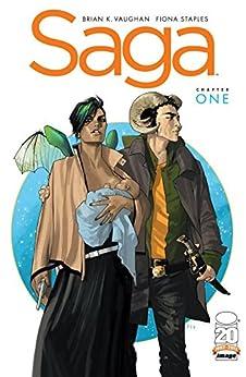 Saga #1 von [Vaughan, Brian]