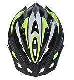 #4: Starburg Polycarbonate Green Helmet (L)