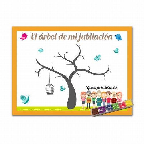 CGN Arbol de Huellas Jubilacion con Pinturas