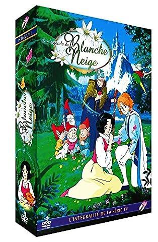 Livre Anime Blanche Neige - Blanche Neige - Intégrale de la série