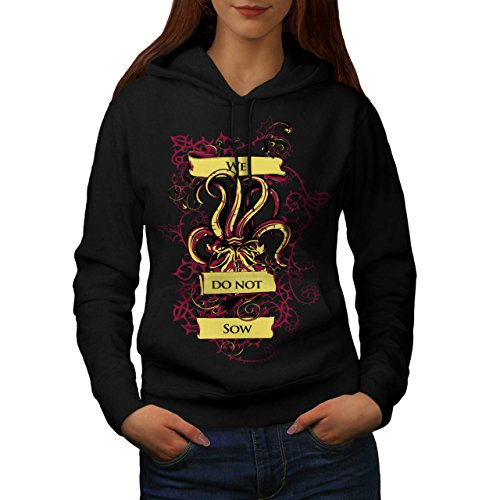 we-do-not-sow-ghost-squid-beast-women-new-black-m-hoodie-wellcoda