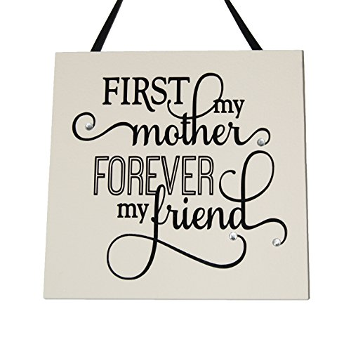 first-my-mother-forever-my-friend-new-handmade-wooden-plaque