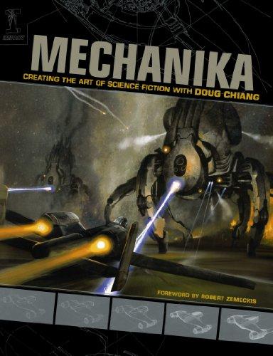 Mechanika: How to Create Science Fiction Art por Doug Chiang