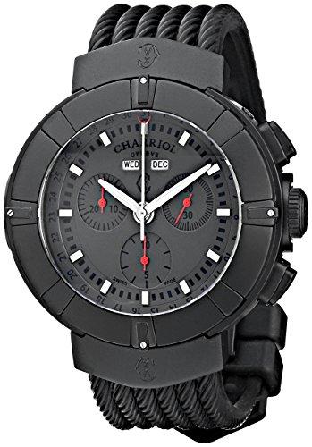 charriol-celtica-c44bm-173004-44-mm-de-acero-inoxidable-para-hombre-de-goma-en-color-negro-para-homb