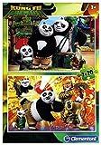 CLEMENTONI 2x20 el. SL Kung Fu Panda III [PUZZLE]