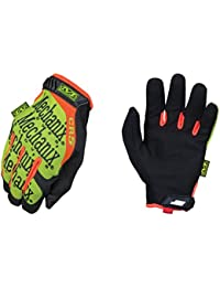 Mechanix Wear Hommes CR5 Original Gants Hi-Viz Jaune