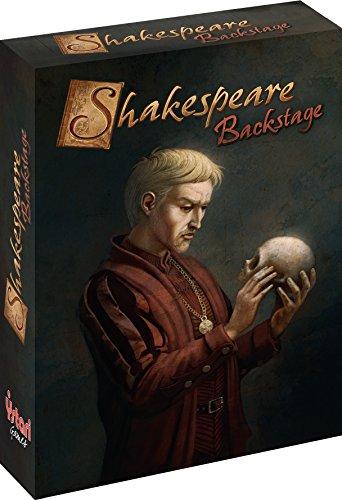 Asmodee Editions ASMSHA02ML Shakespeare Backstage (Kostüme Shakespeare)