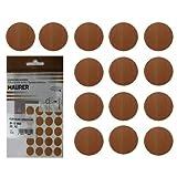 Tapatornillos Adhesivos Maple (Blister 20 Unidades)