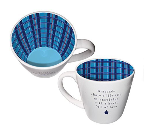 Inside Out Mug - Grandad by Two Up Two Down