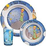 Der kleine Prinz 3tlg. Geschirrset Frühstücksset Teller Tasse Müslischale