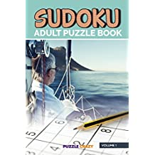 Sudoku Adult Puzzle Book Volume 1