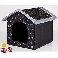 hobbydog budcwp14+ Ball gratis para perros Gato Cueva cama para perros Perros Casa Dormir Espacio para perros perro casa Caseta R1de R4
