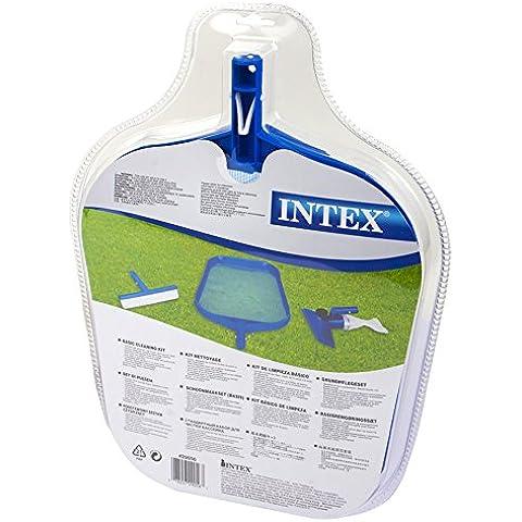 Intex Básico - Pack de 3 piezas de limpieza