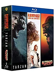 GRANDS SINGES 2.0 BR [Blu-ray] (B07D512DSY) | Amazon price tracker / tracking, Amazon price history charts, Amazon price watches, Amazon price drop alerts