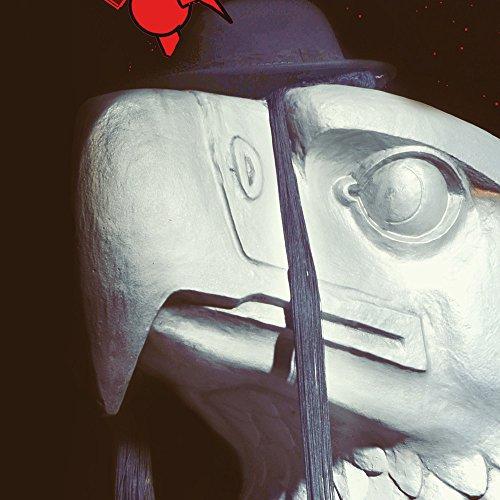 Apple iPhone 5s Housse Étui Protection Coque Robot Statue Aigle Sac Downflip noir