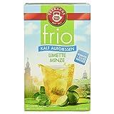 Teekanne frio Limette Minze, 18 Beutel, 45 g