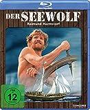 Der Seewolf - Die Legendären TV-Vierteiler [Blu-ray] -