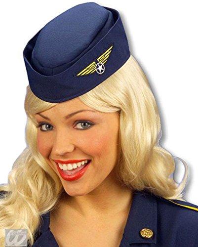 Stewardessen Schiffchen als Kostümzubehör für Karneval & Junggesellinenabschied