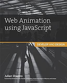 Web Animation using JavaScript: Develop & Design (Develop and Design) (0134096665) | Amazon Products