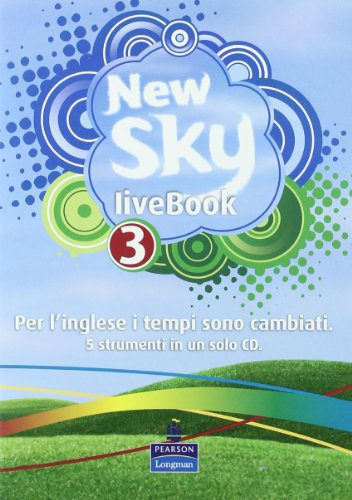 New sky. Student's book-Activity book-Sky reader-Livebook. Per la Scuola media. Con CD Audio. Con CD-ROM: 3
