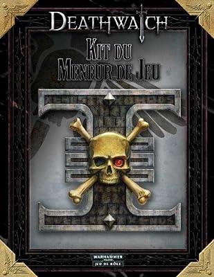 la Bibliothèque Interdite - Deathwatch JDR - Le Kit du Meneur de Jeu