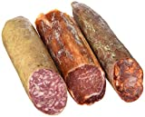 La Barrica - Pack Ahorro: Chorizo, Salchichón y Lomo Ibérico - 900 gr