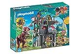 Outletdelocio.. Playmobil 9429. Gran Campamento Base Dinosaurios....