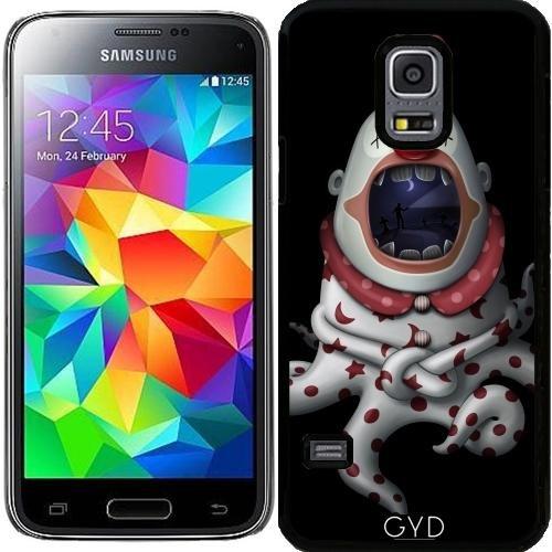 Hülle für Samsung Galaxy S5 Mini - In Der Mündung Des Clown by GiordanoAita (Clown Für Samsung Galaxy S5 Fall)