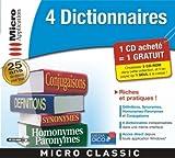 Produkt-Bild: 4 Dictionnaires [Import]