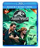 Jurassic World: Fallen Kingdom (3D Blu-ray + Blu-ray + Digital Download) [2018] [Region Free]