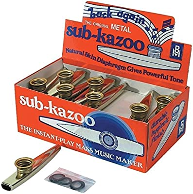 Barnes and Mullins: Kazoo