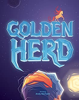 Golden Herd (English Edition) di [Michaels, Andy]