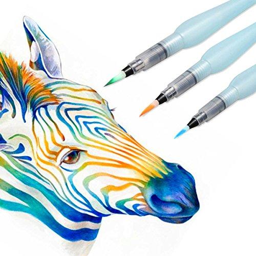 Zoom IMG-2 artistore pennello per acquerello acqua