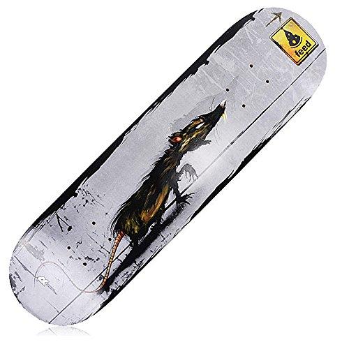 GranVela MS10331-inch Street Serie Skateboard completo adatto per principianti 3