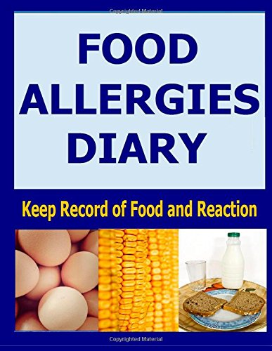 Food Allergies Diary: Keep Record of Food and Reaction