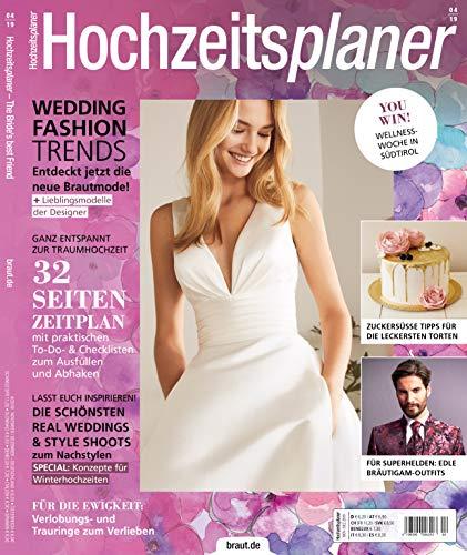 """Hochzeitsplaner 4/2019 """"hochzeitsplaner"""""""
