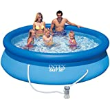 Intex Inflatable Pool Easy Set Pool With Filter Pump 10ftx2.5ft