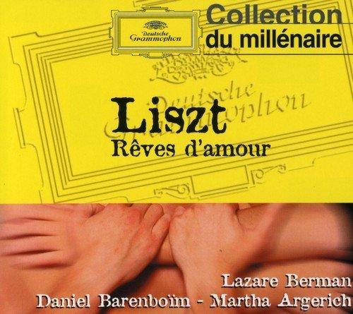 Liszt: Reves D'Amour / Consolations by Barenboim (2006-08-08)