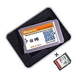Hikig PC-Card-Adapter auf SD/SDHC, Adapter für Mercedes Benz C-, E-, S-, GLK-, CLS-Klasse, Comand-APS-System mit PC-Card-Steckplatz, unterstützt 32-GB-SDHC PCMCIA + 16G