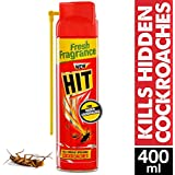 Godrej HIT Cockroach Killer Spray, 400ml