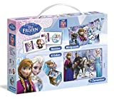 Disney Frozen - Mini Edukit, Juego Educativo (Clementoni 134922)