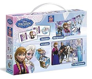 Disney Frozen - Mini Edukit, Juego Educativo (Clementoni 134922)