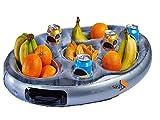 ponze New aufblasbare Schwimmende Spa Bar Pool Whirlpool Seite Tablett f?r Lebensmittel Getr?nke Snacks