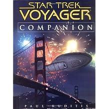 Star Trek Voyager Companion by Paul Ruditis (2003-05-20)