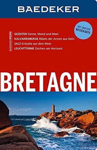 Baedeker Reisef??hrer Bretagne by Anja Schliebitz (2016-02-04)