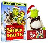 Shrek The Halls (Shrek TY Plush) [DVD] [2007] [Region 1] [US Import] [NTSC]