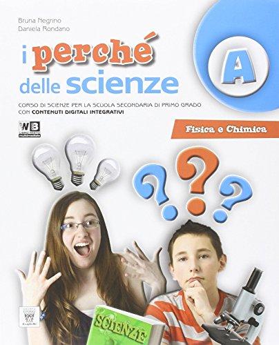 I perch delle scienze. Per la Scuola media. Con DVD. Con e-book. Con espansione online