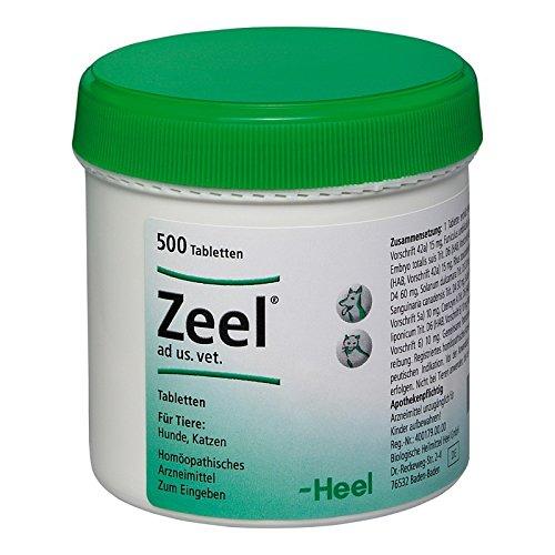 ZEEL ad us.vet.Tabletten 500 St Tabletten