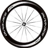 Shimano Laufradsatz DURA-ACE WH-9000-C75-TU, I-WH9000C75FRTX