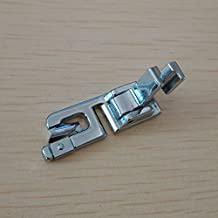 """honeysew 7307–1L para máquina de coser bajo vástago 1/8""""rollo de dobladillos Hemmer pie Brother Singer Toyota"""